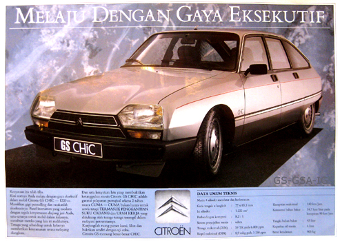 Citroen GS CHIC M.jpg (493×350) | Citroën | Pinterest on